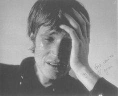 Bas jan Ader, I'm Too Sad to Tell You.