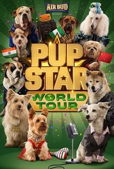 Free Download Pup Star World Tour 2018 Hindi Dubbed Dvdrip Hd
