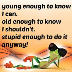 New birthday humor friend comment Ideas Funny Quotes, Life Quotes, Quotable Quotes, Funny Frogs, Happy Wishes, Do It Anyway, Funny Comments, Retro Humor, Birthday Quotes