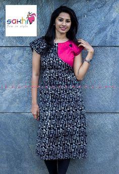 Punjabi Suit Neck Designs, Churidar Neck Designs, Neck Designs For Suits, Salwar Designs, Dress Neck Designs, Blouse Designs, Dress Design Patterns, Kurta Patterns, Printed Kurti Designs