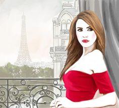 Parisienne Paris roofs of Paris illustration home decor Paris Illustration, Disney Characters, Fictional Characters, Aurora Sleeping Beauty, Disney Princess, Shop, Etsy, Decor, Art