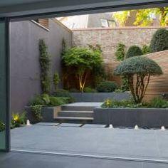 Luxus Gestaltung : translation missing: de.style.terrasse.modern Terrasse von Paul Marie Creation
