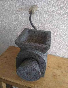 Volcanic stone mill | Etsy Cookware, Toilet Paper, Stone, Etsy, Diy Kitchen Appliances, Kitchen Gadgets, Rock, Stones, Batu