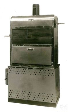 Made in switzerland Salvis Backofen 1930-1935