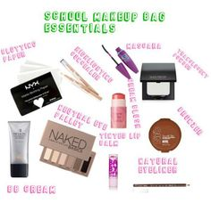 Girl instead (because we're gonna make this on cheap) you can find equal quality makeup brands that are only about 7 dollars for bb cream, lip products, ...