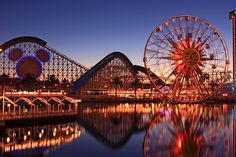HAVE A PHOTO TAKEN AT PARADISE PIER~ DONE!<3