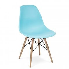 Style Blue DSW Chair
