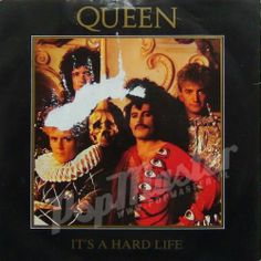 Queen It's A Hard Life QUEEN3 1000's Viny Records on www.popmaster.pl