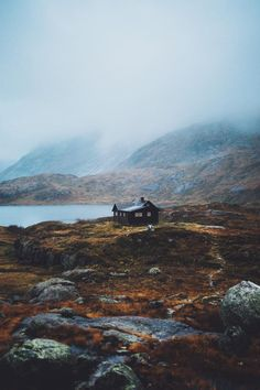 "wanderlusteurope: "" Gaularfjellet, Iceland """