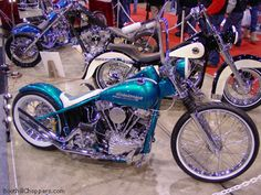 Easy Rider Motorcycle Show - Photo Page Two