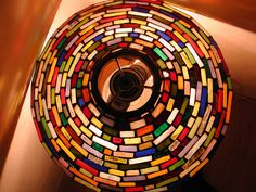 Scraps light by Elsbeth Morselt, via Flickr