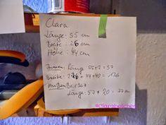 Vor ein paar Tagen bekam ich eine Anfrage von Nicole  (weltbeste Hundephotographin, mMn), wie ich die Kuschelsäcke von Bonnie und Clara genä...