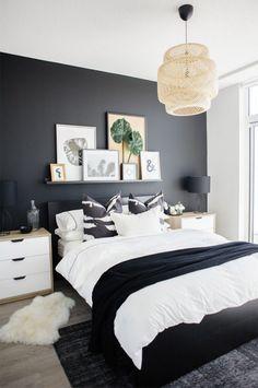 15-quarto-moderno-parede-preta