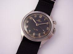 Lemania Tg 195 Chronograph (Lemania Cal. 2225)… | The Watch Spot
