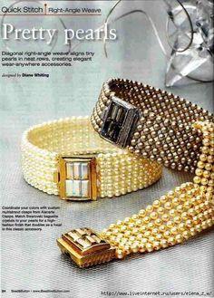 Gold/Yellow Bracelet pattern - 1