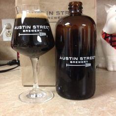 Austin Street Brewery Milk Stout