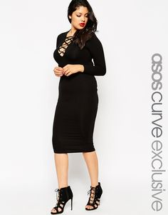 How sassy is the lace up detail? : http://asos.do/wVJmxT