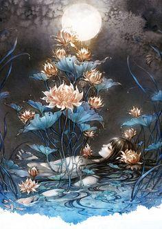 Busca pela consciência. Pelo despertar. A flor de lótus é conhecida pela longevidade das suas sementes, que podem germinar após 13sécu...