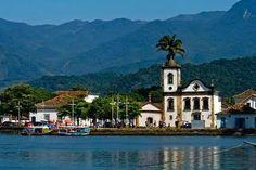Paraty - Rio de Janeiro (via Embratur - Instituto Brasileiro de Turismo)