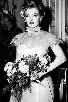 Marilyn Monroe born today June 1, 1926