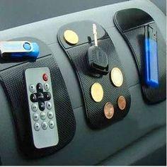 5pcs/set New Powerful Silica Gel Magic Sticky Pad Cellphone Anti Slip Non Slip Mat for Mobile Phone PDA mp3 mp4 Car Accessories