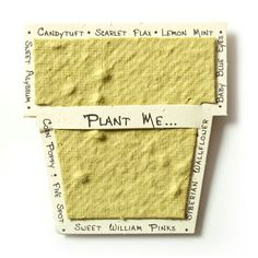 Nothing found for Seed Paper Cards Gifts Cards Gifts Gift Tags Seed Paper Enclosure Cards Chartreuse Pot Detail Paper Gifts, Diy Paper, Kid Experiments At Home, Karma, Seed Bombs, Seed Paper, Recycled Crafts, How To Make Paper, Decor Crafts