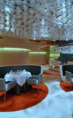 Gallery of Jardin de Jade Restaurant I / P A L Design Consultants - 10