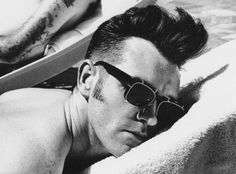 """""""I have no love for myself as a human being, but I have immense pride in the music I make."""" - Morrissey"""