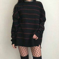 Trendy ideas on korean fashion outfits 247 Edgy Outfits, Mode Outfits, Grunge Outfits, Grunge Fashion, Girl Outfits, Fashion Outfits, Fashion Trends, Fashion Black, Style Fashion