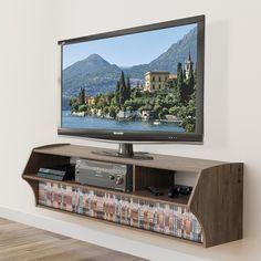 altus plus av console drifted gray tv bracketwall