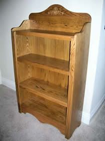 How To Build a Wood Bookcase from Lee's Wood Projects