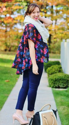 Coming Unstitched | maternity style | maternity fashion