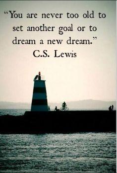 C.S. Lewis Quote, Inspirational