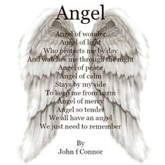 In the arms of an Angel may you find some comfort there 💖 Angel Prayers, Catholic Prayers, Angel Quotes, Ange Demon, Guardian Angels, True Quotes, Bible Quotes, Deep Thoughts, Favorite Quotes
