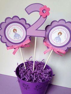 Festa da Princesa Sofia 113 Ideias de Convite, Bolo, Decoração