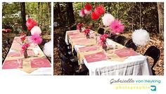 Woodland fairy and friends party- Adison's 4th birthday