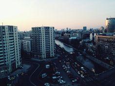 Bucharest.