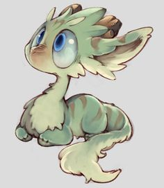 dragon puppy by ~ovopack
