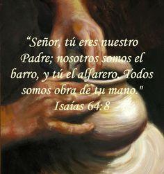 En las manos del Padre