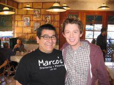 Marco & Aiken, Clay Aiken!