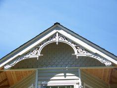 Exterior Gable Trim gable accents   gable decoration style d   exterior details