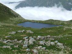 Doğu Karadeniz'de 117 buzul gölü tespit edildi.
