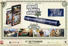 GTA 5: Prenotabile anche in Italia la Special Edition