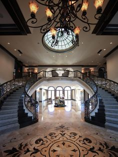 This luxury estate, featured in HGTV's Million Dollar Rooms, is located in Hidden Hills, Calif., one of the wealthiest cities in the U.S. Some of the community's more celebrated residents include Britney Spears and several members of the Kardashian family.