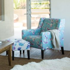 oz furniture design. oz design furniture blues chair lilypond fabric oz
