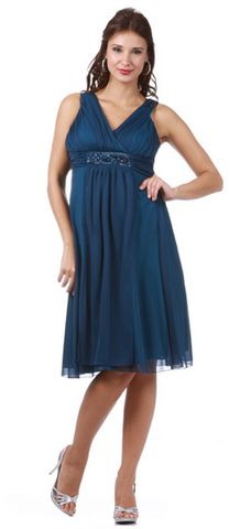 Olivia - Pregnancy Wedding Dress
