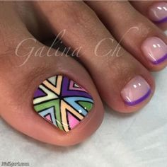 Top 110+ Pedicure Nail Art Design That Are Easy
