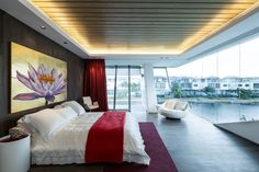 Singapore Contemporary Villa Mistral by Mercurio Design Lab making a fabulous luxury home design