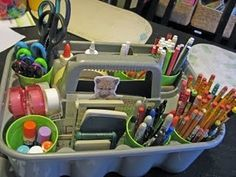 20 Homeschool Organizing Ideas