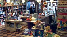 Meg Ryan's bookstore in 'You've Got Mail'. Shop Around the Corner bookstore You've Got Mail